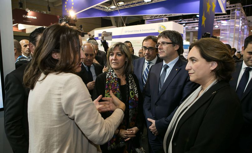 SCEWC, organized by Fira de Barcelona, has experienced a 30% increase in the number of exhibitors