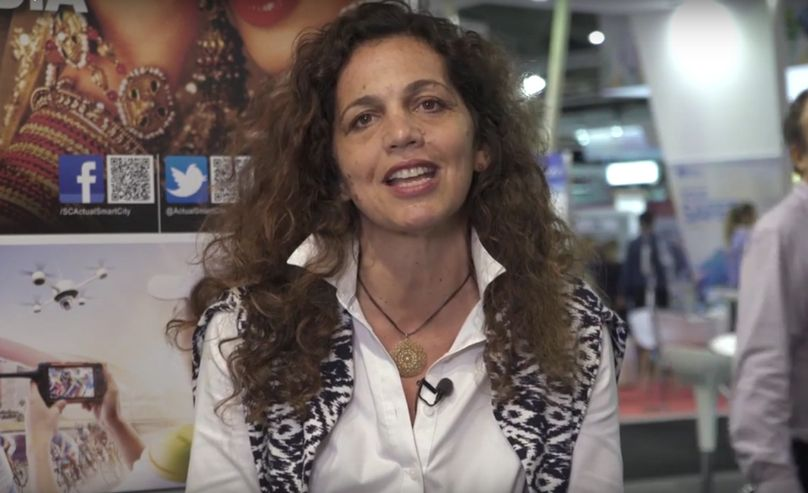 Hila Oren, CEO, Tel Aviv Foundation