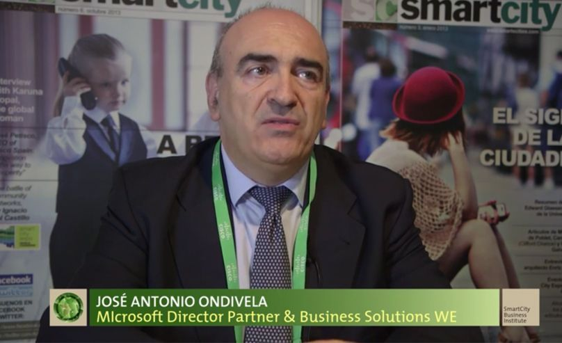 Interview with José Antonio Ondiviela, SCEWC'14