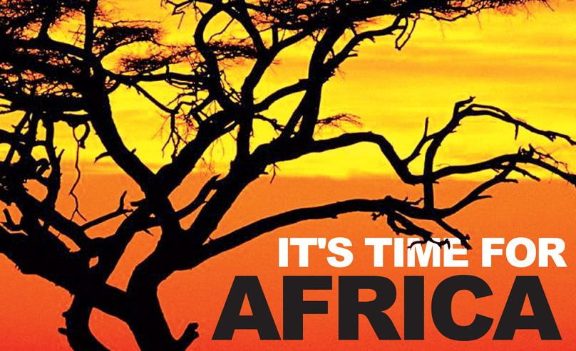 it's time for Africa