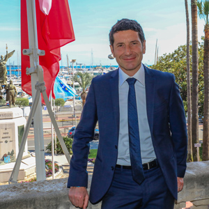 David Lisnard - Cannes Mayor