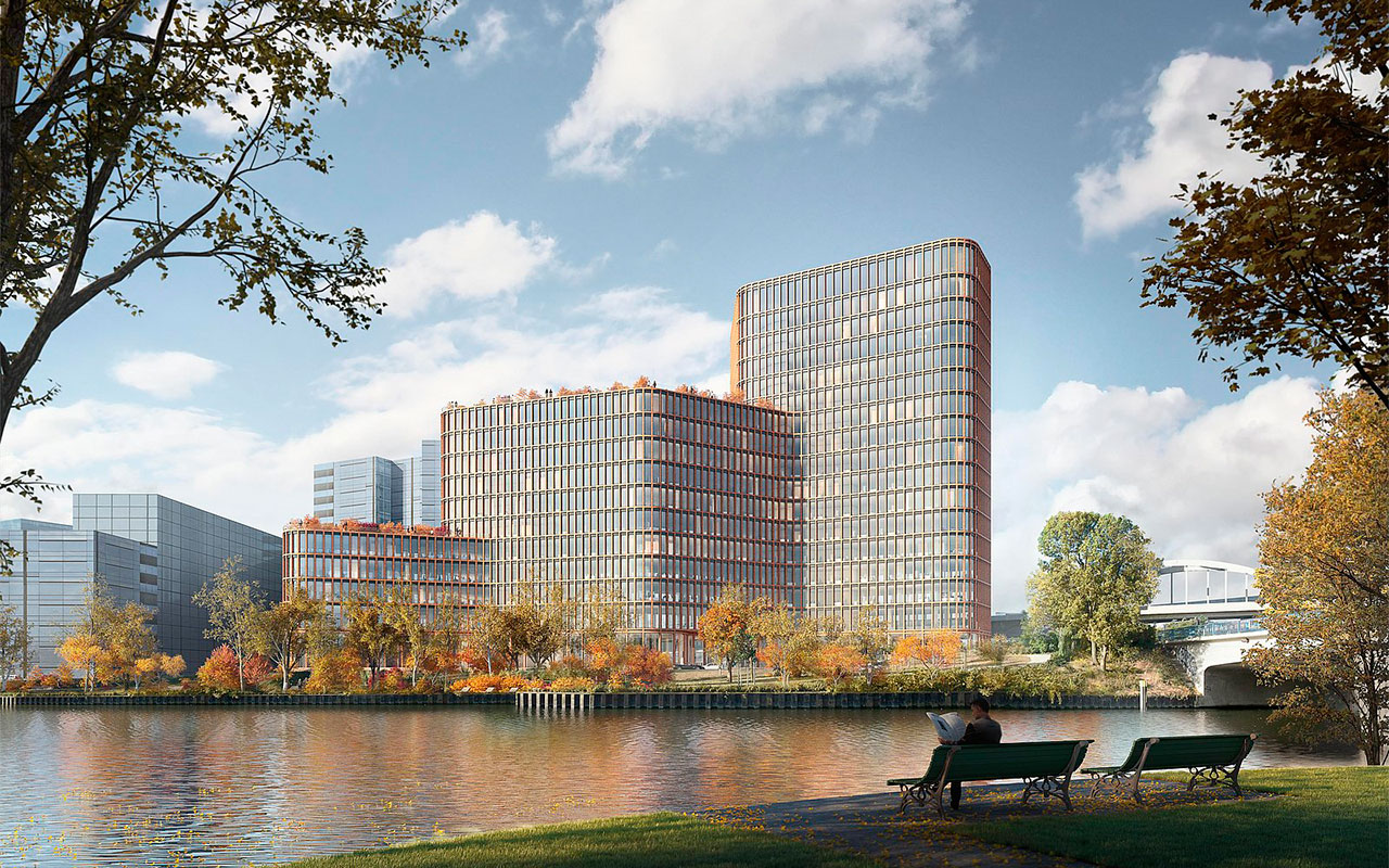 CA Immo concludes long-term lease agreement with DKB at Upbeat in Berlin's Europacity district