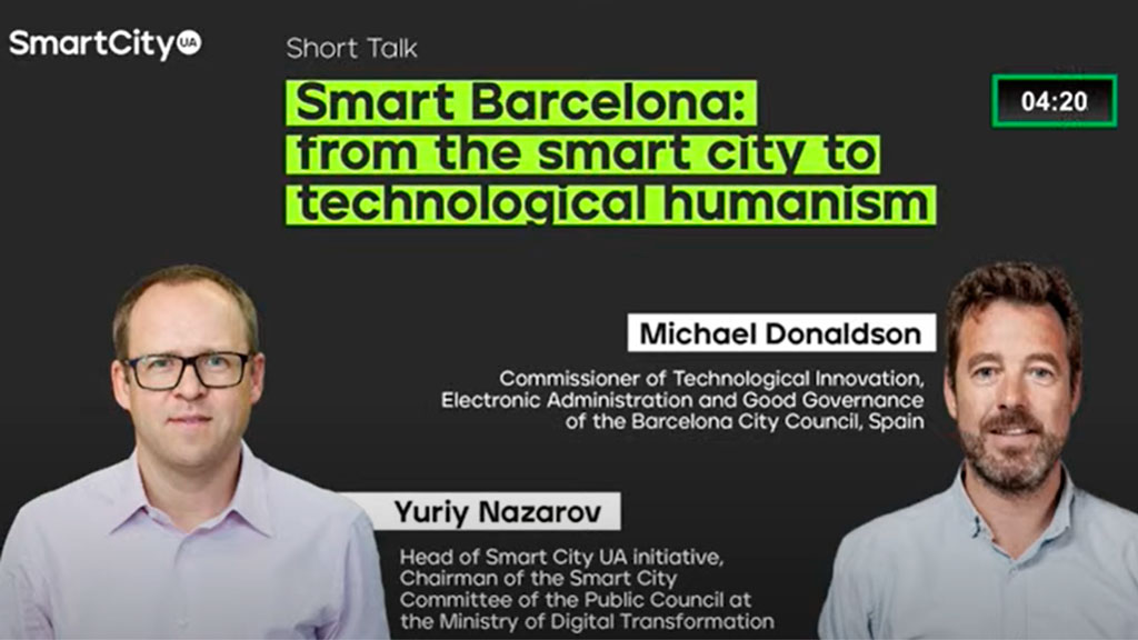 Smart Barcelona: from the smart city to technological humanism